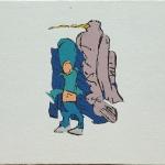 Le manchot et le pigeon